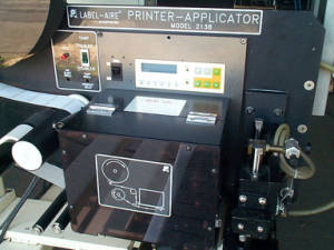 Label-aire 2138-3
